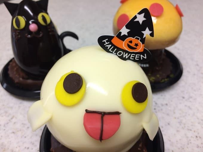 リーガロイヤルホテル大阪のハロウィンケーキ3種類