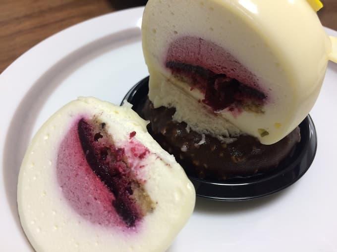 リーガロイヤルホテル大阪のハロウィンケーキの「いたずらおばけ」の中身