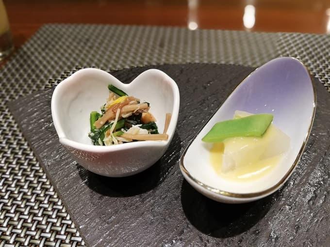 神戸プレジールの食前のお愉しみ