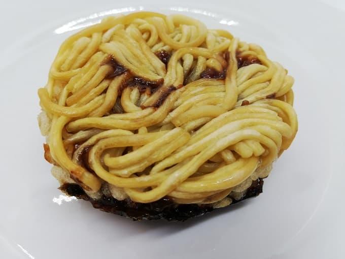 お好みソース饅頭(そば)