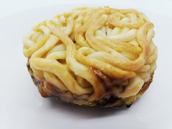 お好みソース饅頭(カレーうどん)