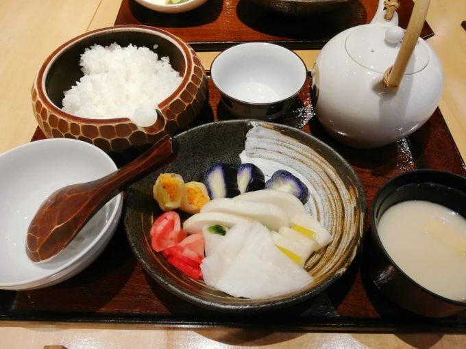 京のお茶漬