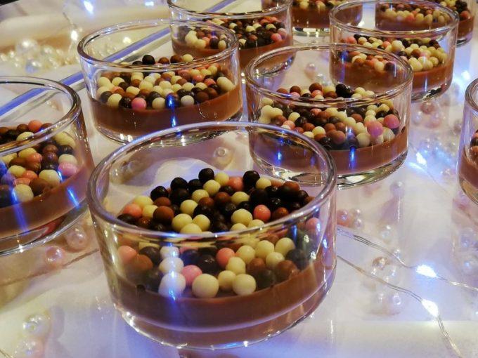 なめらかオーガニック チョコレートムースパレット