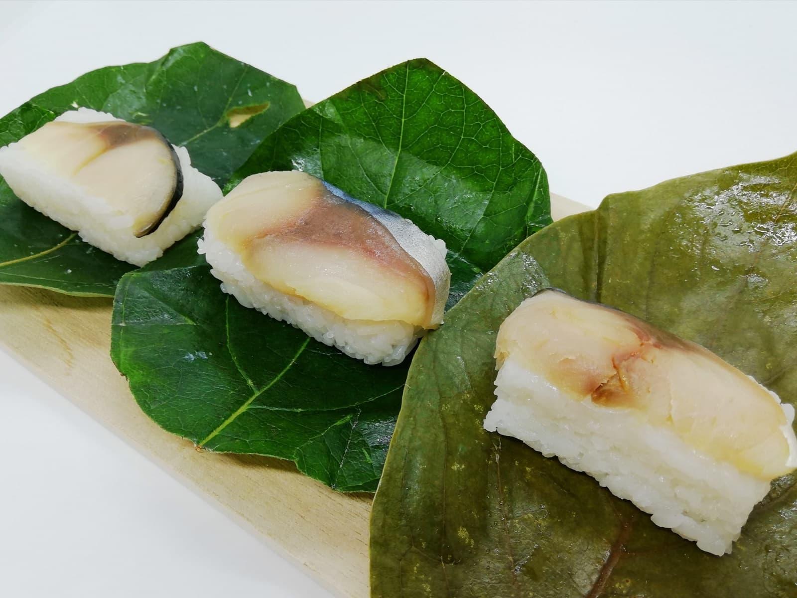 おすすめ吉野の柿の葉寿司