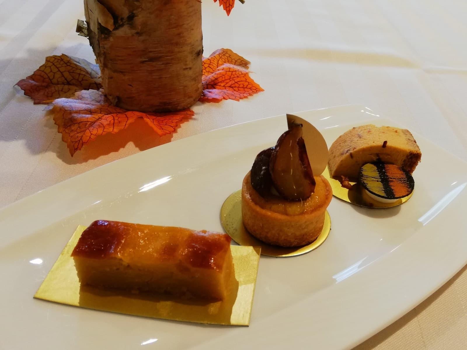2020年の太閤園のいもくりなんきんビュッフェは、いもくりなんきん収穫祭よくばりプレート&スイーツ食べ放題