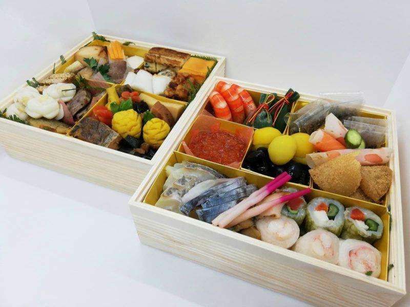 日本料理湯木のおせち